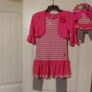 Girl matching set